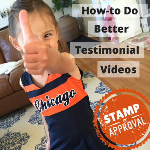 How-to Do BetterTestimonial Videos