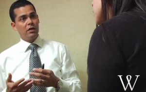 Dr. Javier Fajardo needed a highly professional video producer the second time around.