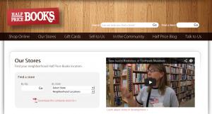 Half-Price Books