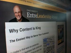 EntreLeadership Content
