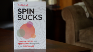 """Spin Sucks"" Book Review"