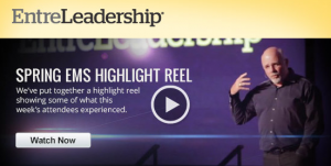 EntreLeadership Event Video Case Study