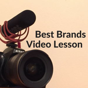 Best Brands Video Lesson
